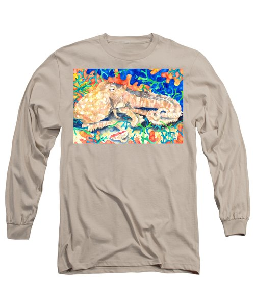 Octopus Delight Long Sleeve T-Shirt