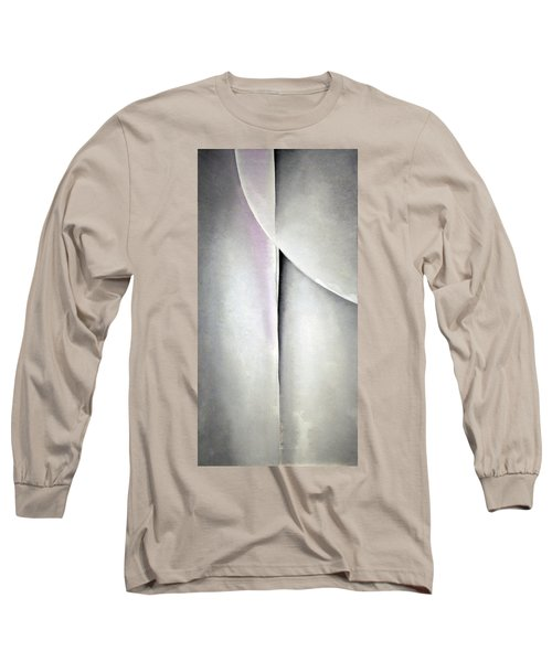 O'keeffe's Line And Curve Long Sleeve T-Shirt by Cora Wandel