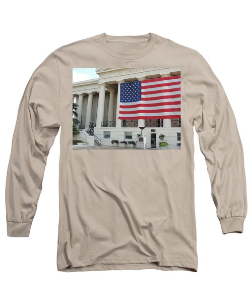Ol' Glory Long Sleeve T-Shirt