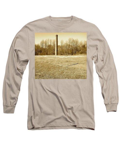 Old Faithful Smoke Stack Long Sleeve T-Shirt