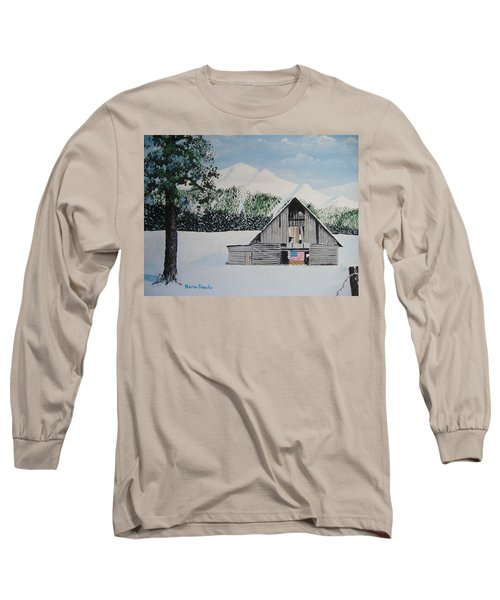 Old Forgotten But Still Proud Long Sleeve T-Shirt