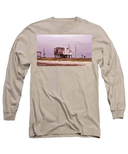 Old Galveston Long Sleeve T-Shirt