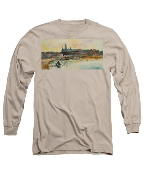 Old Krakow Long Sleeve T-Shirt