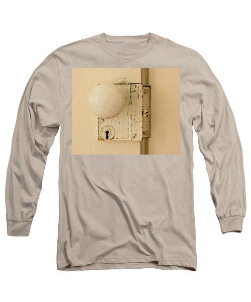 Old Lock Long Sleeve T-Shirt
