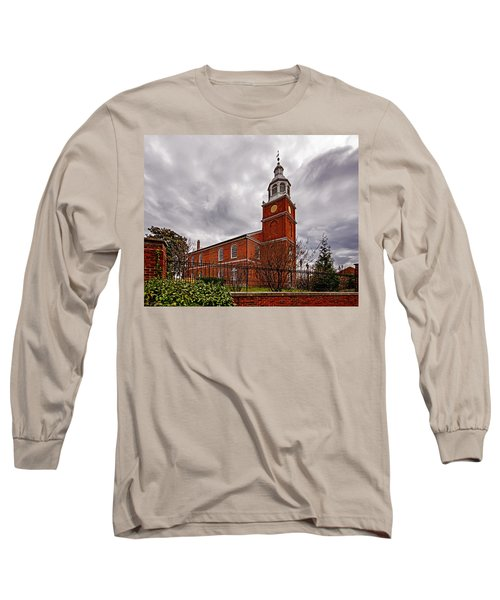 Old Otterbein Country Church Long Sleeve T-Shirt