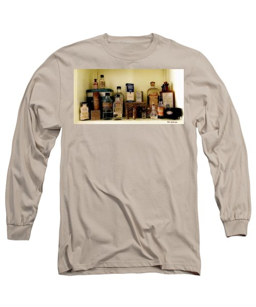 Old-time Remedies Long Sleeve T-Shirt