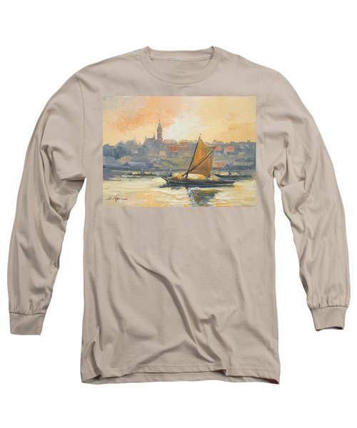 Old Warsaw Long Sleeve T-Shirt