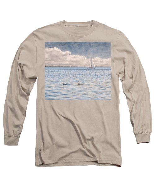 On A Summer's Breeze Long Sleeve T-Shirt