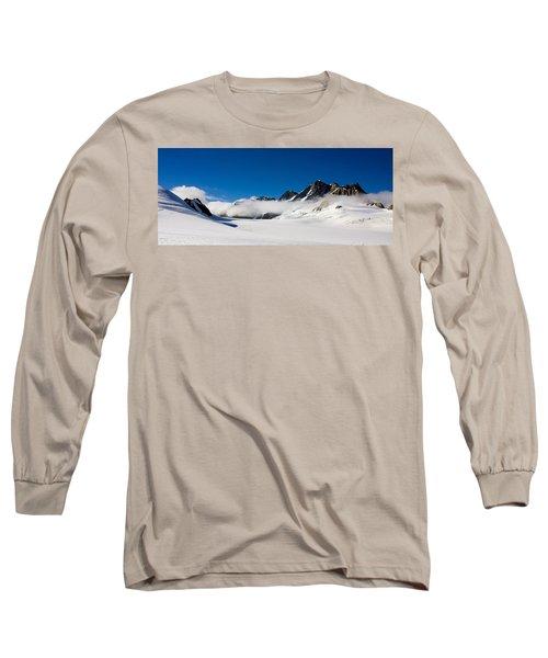 On Fox Glacier Long Sleeve T-Shirt