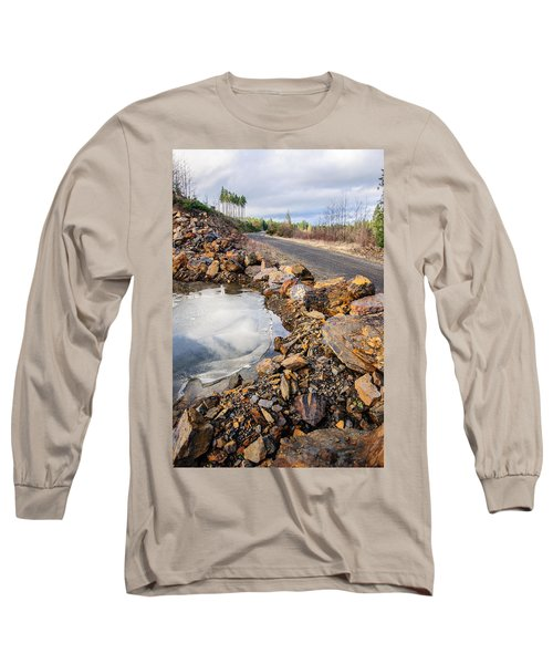 On Frozen Pond Collection 6 Long Sleeve T-Shirt