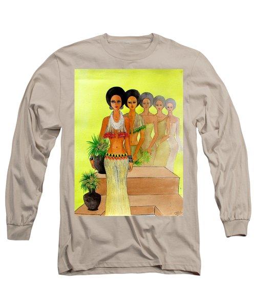 One Beauty Long Sleeve T-Shirt