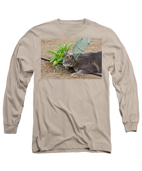 One Happy Cat Long Sleeve T-Shirt