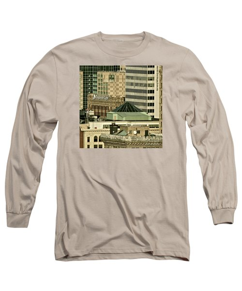 One On Top Of The Other Long Sleeve T-Shirt