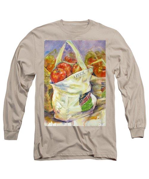 One Peck Long Sleeve T-Shirt