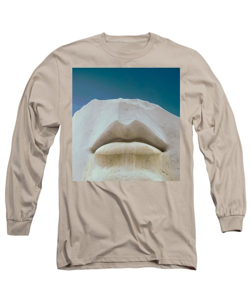 Open Mind Long Sleeve T-Shirt