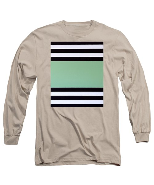 Long Sleeve T-Shirt featuring the painting Opportunity by Thomas Gronowski