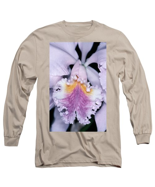 Orchid 2 Long Sleeve T-Shirt by Andy Shomock
