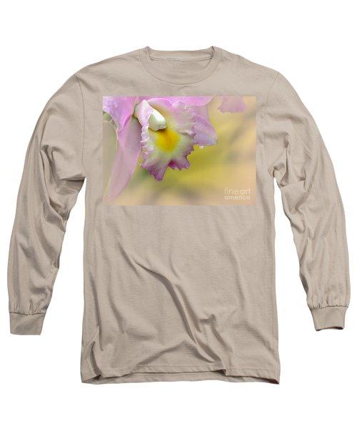 Orchid Whisper Long Sleeve T-Shirt