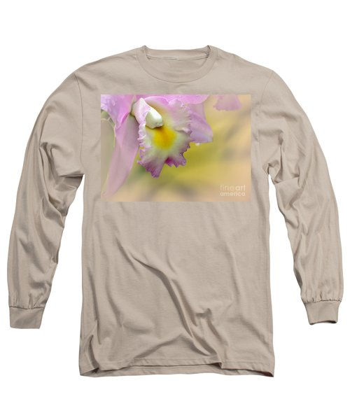 Orchid Whisper Long Sleeve T-Shirt