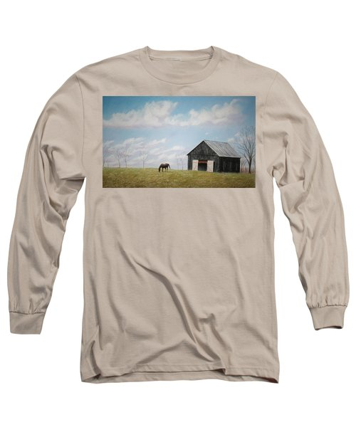 Out For Breakfast Long Sleeve T-Shirt