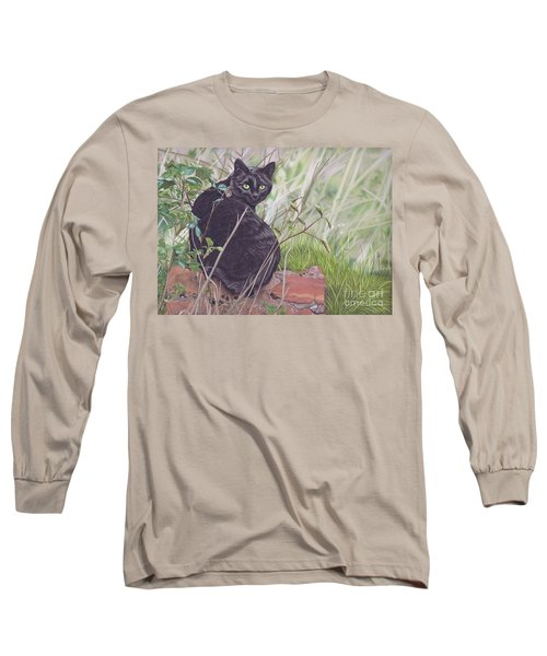 Out Hunting Long Sleeve T-Shirt