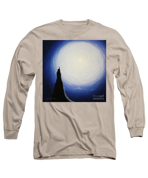 Somewhere Out In Space Long Sleeve T-Shirt