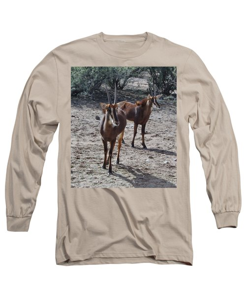 Out Of Africa B Long Sleeve T-Shirt