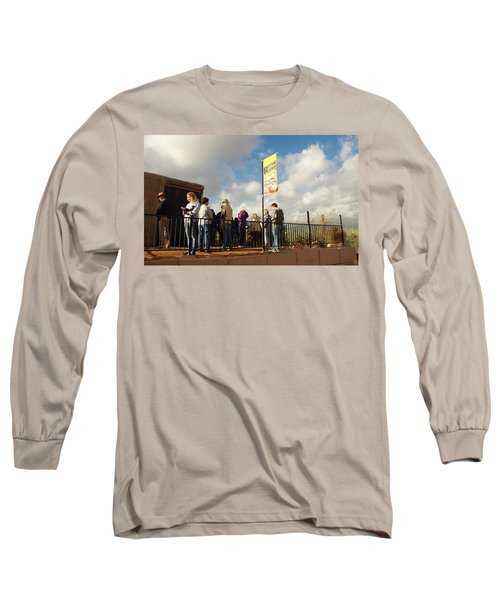 Out Of Africa  Reptile House Long Sleeve T-Shirt