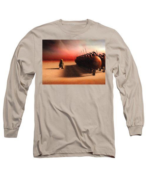 Out Of Egypt Long Sleeve T-Shirt