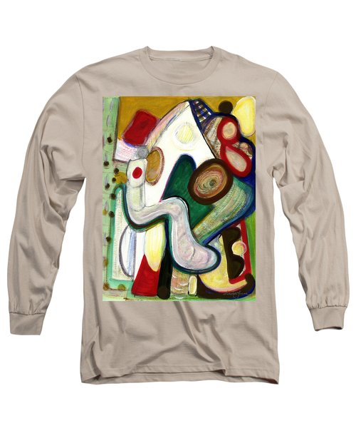 Out Of My Being Long Sleeve T-Shirt