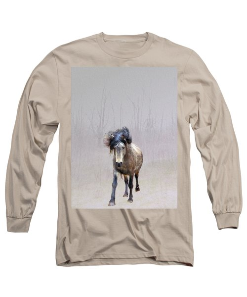 Out Of Nowhere Long Sleeve T-Shirt