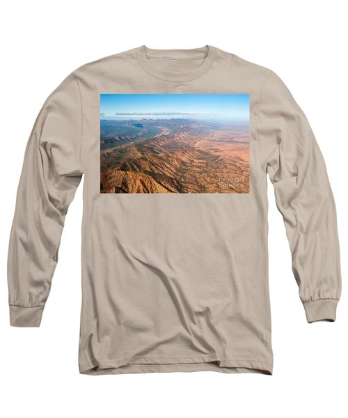 Outback Ranges Long Sleeve T-Shirt