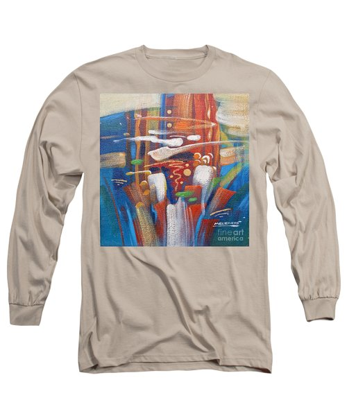 Outburst Long Sleeve T-Shirt