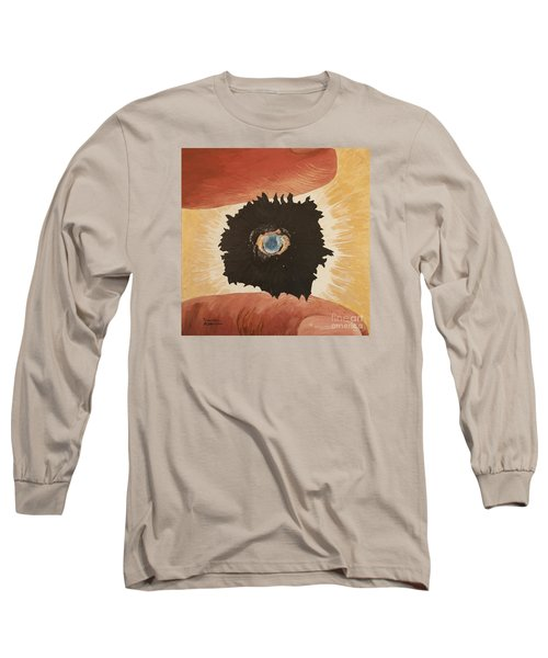 Outside Time Long Sleeve T-Shirt by Mark Robbins