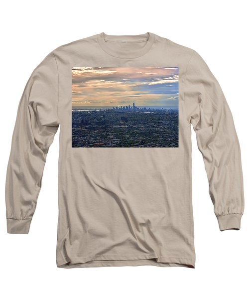Over East New York Long Sleeve T-Shirt