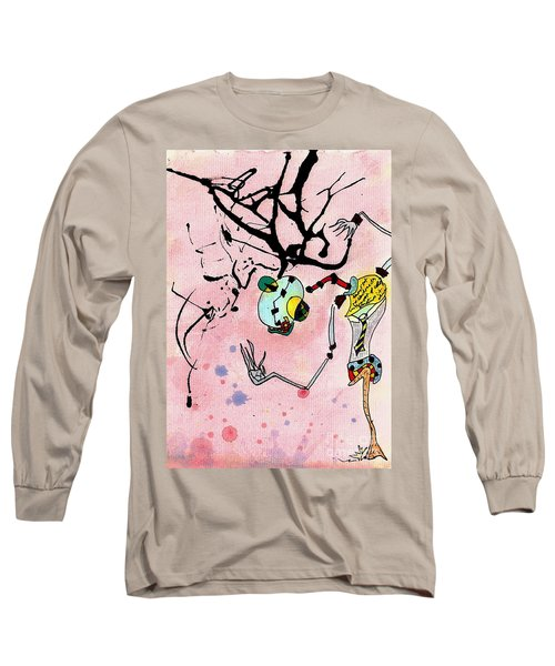 Over Here Long Sleeve T-Shirt