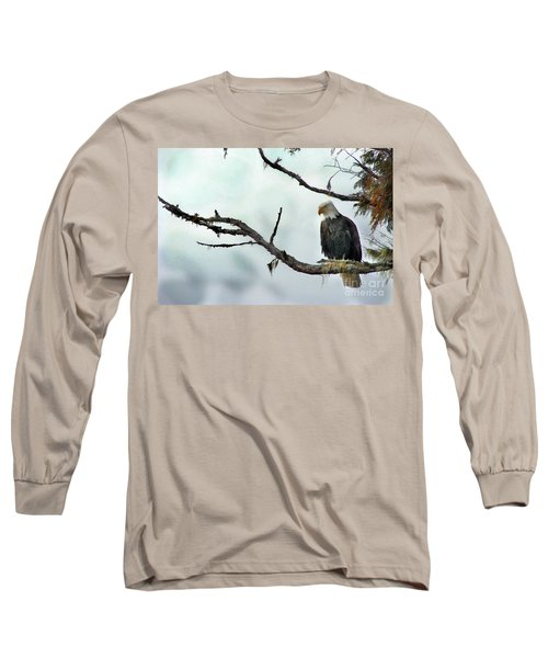 Overseeing Dinner Long Sleeve T-Shirt