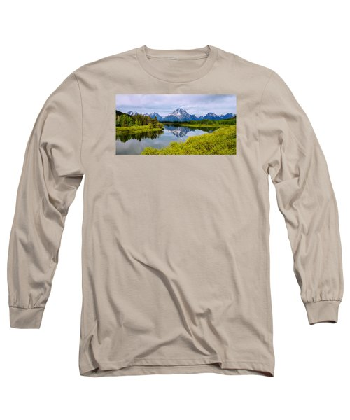 Oxbow Summer Long Sleeve T-Shirt by Chad Dutson