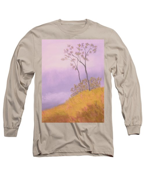Ozark Glade Long Sleeve T-Shirt by Garry McMichael