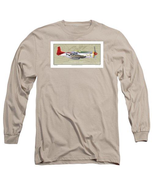 P-51  Long Sleeve T-Shirt