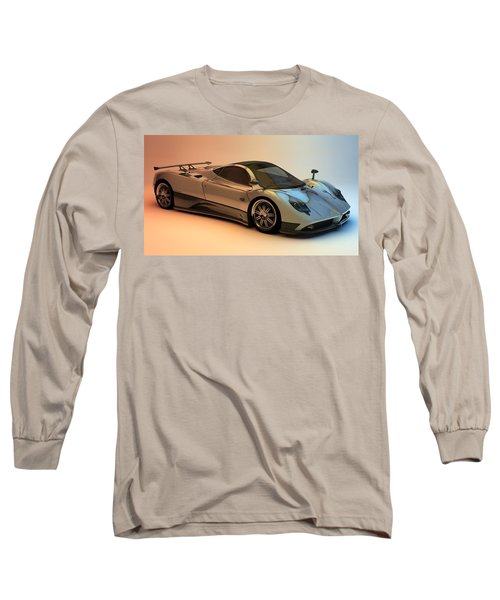 Pagani Zonda F Long Sleeve T-Shirt