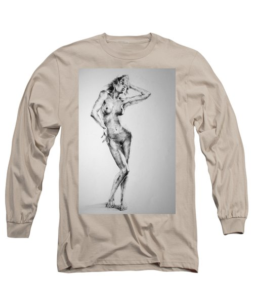 Page 10 Long Sleeve T-Shirt