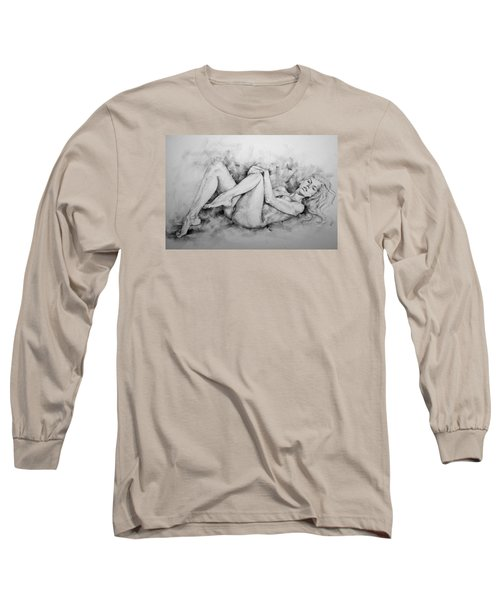 Page 9 Long Sleeve T-Shirt