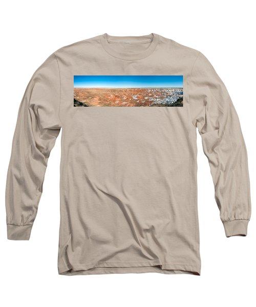 Painted Desert, Petrified Forest Long Sleeve T-Shirt