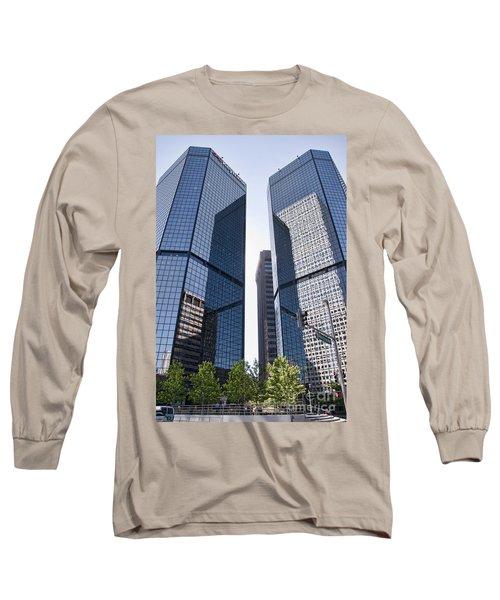 Reflected Glory Long Sleeve T-Shirt