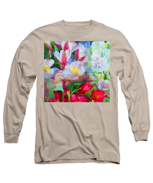 Palette Of Nature Long Sleeve T-Shirt