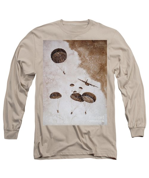 Paratroopers Long Sleeve T-Shirt