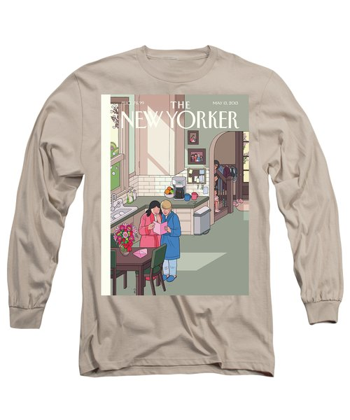 Mothers' Day Long Sleeve T-Shirt