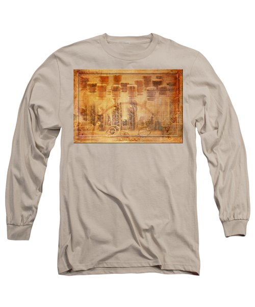 Parts Of Time Long Sleeve T-Shirt