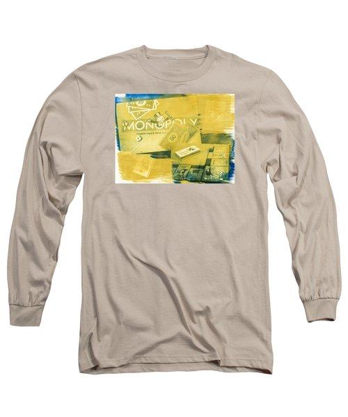Pass Go Long Sleeve T-Shirt